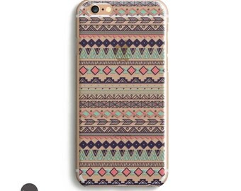 Boho iphone 6 case, iphone se, iphone 6s case transparent, transparent iphone case, trendy phone case, boho iphone case, clear iphone 5 case