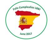 Spanish flag custom patch