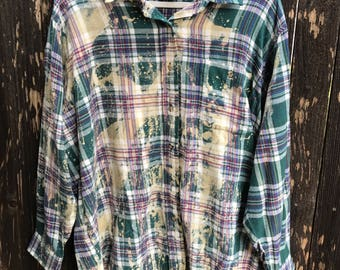 Adult Flannel, Size XL