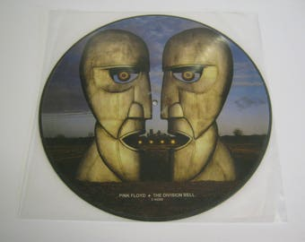 Pink Floyd Collectable Picture Disc Vinyl Records