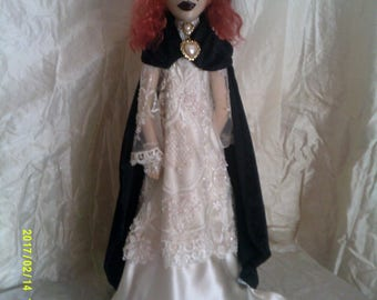 celeste original art doll