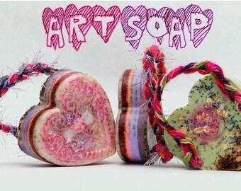 HEART SOAP,valentine unique gift,homemade soap,soap favors,valentines day,heart ,love,valentines gift, hearts,heart,my valentine,wife,lover