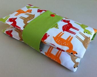 Diaper bag diaper bag: Roe deer, deer, deer