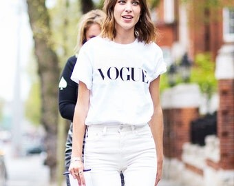 VOGUE Magazine Ladies T-shirt