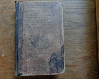 Mitchell's School Geography: A System of Modern Geography Fourth Revised Edition 1853