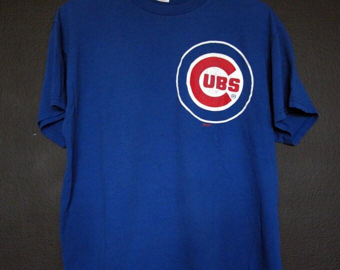 Chicago Cubs MLB Vintage Tshirt