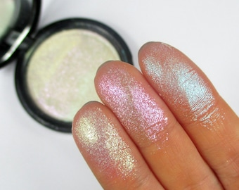 Phee's Makeup Shop Trance Luxe Unicorn Highlighter Compact - VEGAN + CRUELTY FREE