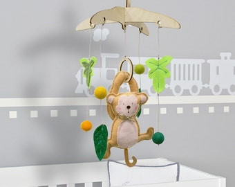 Carousel Nursery Monkey