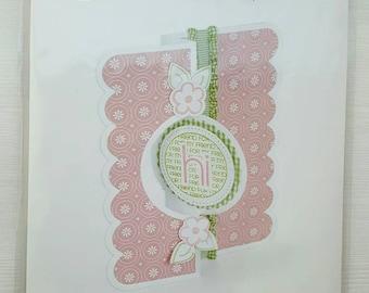 Sizzix Framelits Flip-Its Card, Circle Flip-Its #2