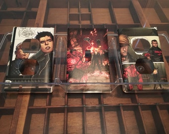 Avengers light switch cover