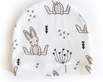 "Organic cotton cap ""Bunny"""