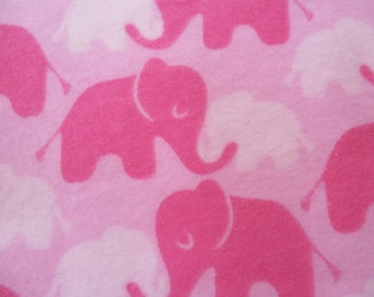 Pink And White Elephants