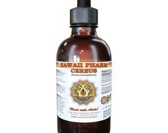 Night Blooming Cereus (Cereus Grandifloras) Dried Inflorescence Liquid Extract, Bang Wa Hua, Herbal Supplement
