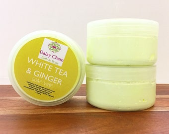 Soap Whip - White Tea & Ginger