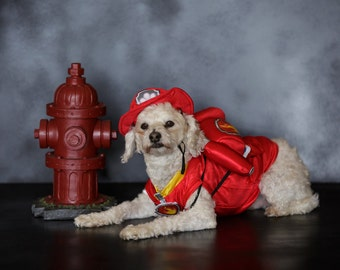 Sparky the Firefighter