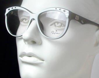 Saphira 4169 / Vintage 80's Eyeglasses / N O S / Hand Made in Germany | art. 615