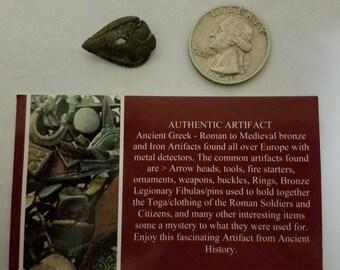 Authentic Roman Artifact Decoration
