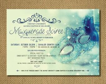 PRINTABLE | Masquerade Soiree