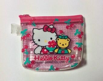 Vintage Sanrio Hello Kitty Coin Purse