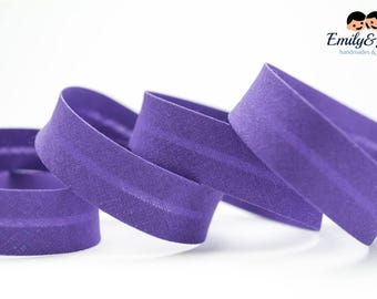 bias tape violette, bias binding