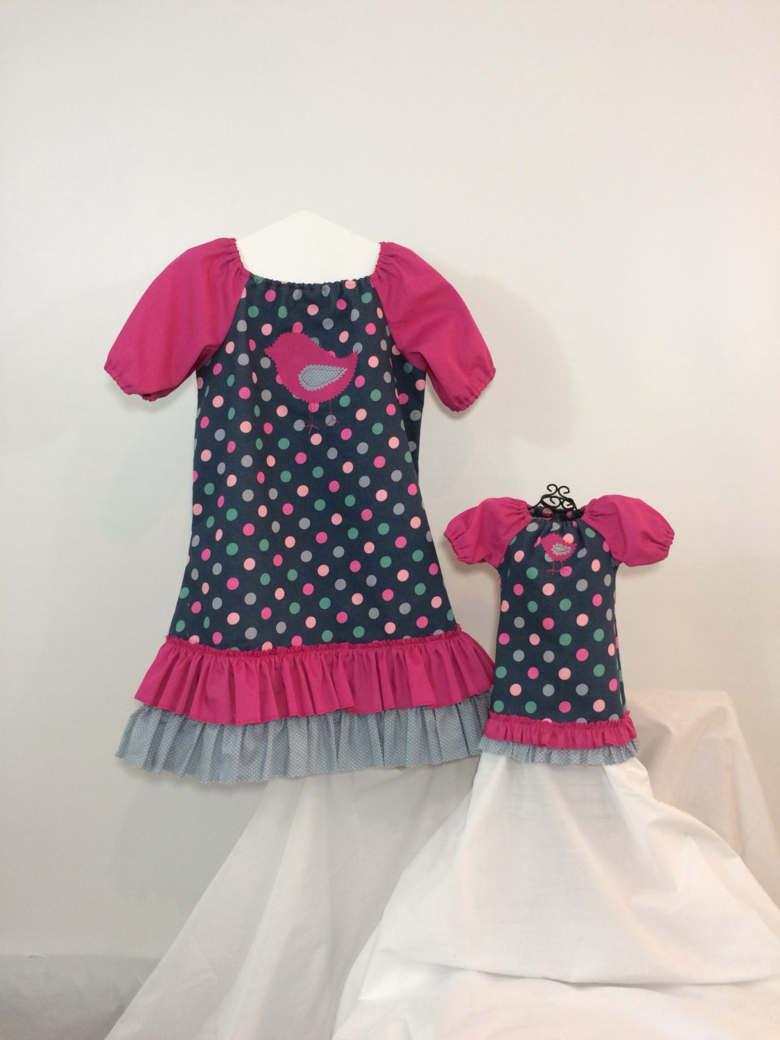 Girls 'Friday's child is loving and giving,' as are most children. Whatever day your little one was born on, we're sure she'll look adorably cute and lady-like in our whimsical, timeless girls dresses—favorite hand-me downs from one sibling to another, one generation to another.
