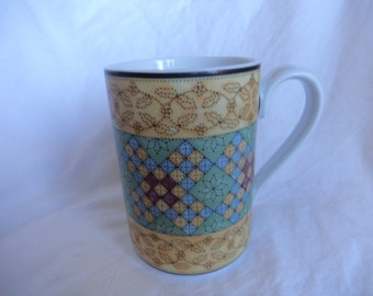 Dansk Quilting Riccas Yellow Mug Portugal