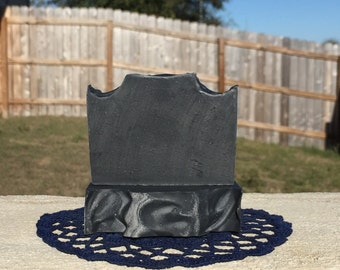 Handmade Soap with Activated Charcoal