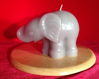 Scented Elephant Candle