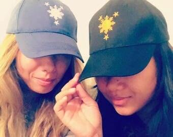 Philippines Sun & Star Dad Hat