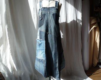 apron dress - size - M