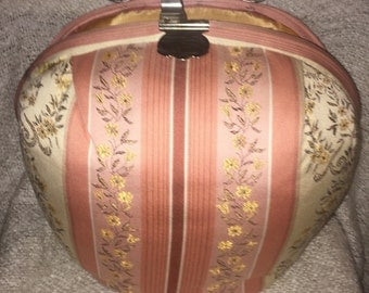 Vintage teapot kettle cosy bag