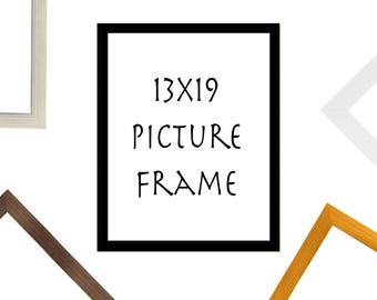 13x19 custom picture frame