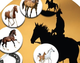 A pack of 6 horse theme Pattern weights Ideal for weighing down patterns on delicate fabrics no need for pins TV sewing Bee