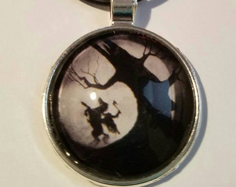 Monster Pendant- Sleepy Hollow