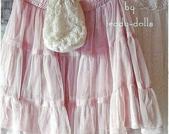 French shabby children Ballet skirt TuTu