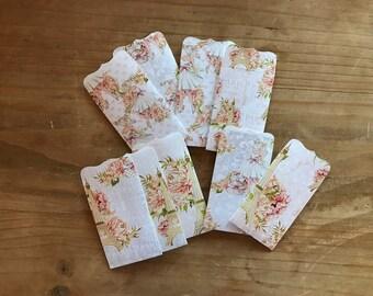 Gift card holder. Paris theme. Card holder. Mini envelope. Pocket envelopes. Gift card envelopes. Stationary. Gift wrap