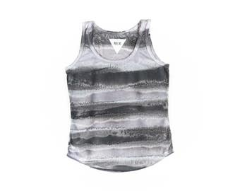 The perfect soft cozy tank top//overdyed tank //Made in Los Angeles classic tank //The essential tank top// Camisole// for s