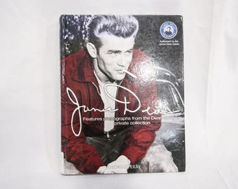 James Dean-Features Photographs From Dean Family's Private Collection