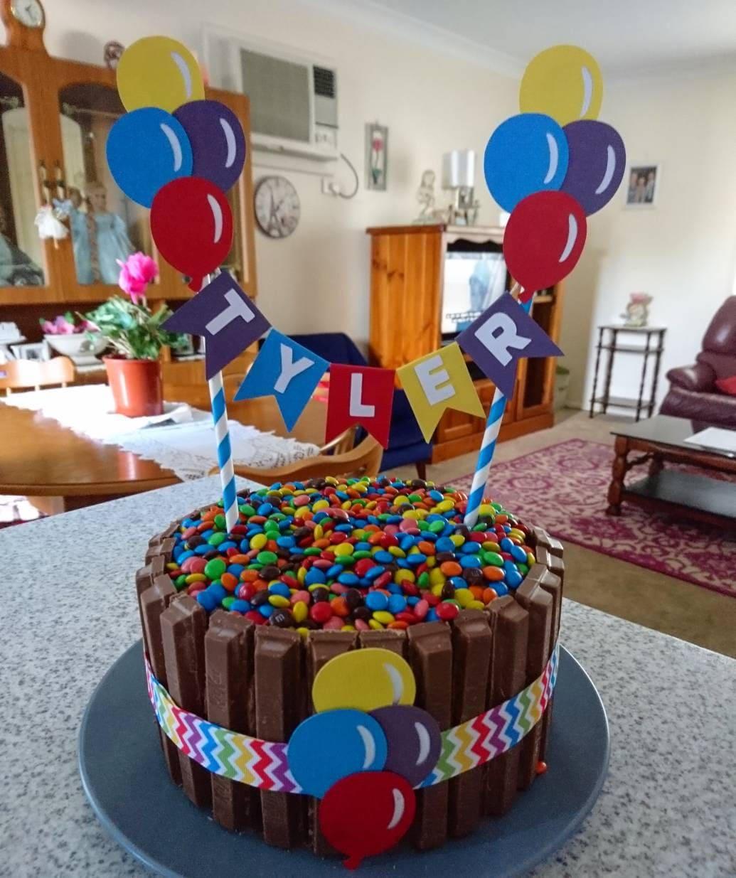 Wiggles cake bunting, The wiggles Cake Bunting, Balloon ...