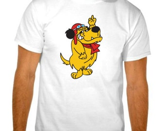 "Mutley's ""Cheeky Middle Finger"" T Shirt"