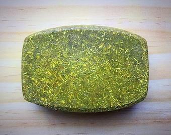 Lemongrass Soap: Herbal Soap, Lemongrass Bar Soap, Lemongrass Soap Bar, Lemon Grass Soap, Natural Herbal Soap, Goat Milk Soap, Goat Milk