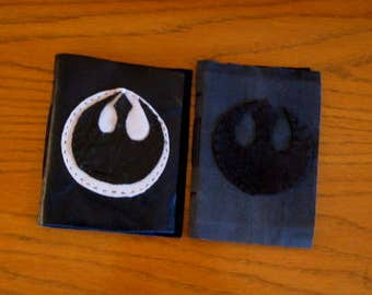 Small Star Wars Leather Journals