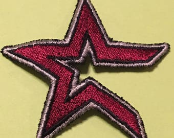 Small Sized Houston Astros Patch
