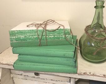 Kelly Green Decor, Earth Day Decor, Earth Day Saying, Matcha Green, Bohemian,  Matcha Green Tea, Book Decor, Matcha Green Decor, Apple