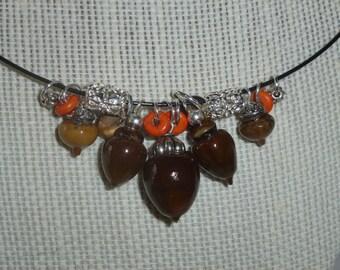 Acorn Necklace #35
