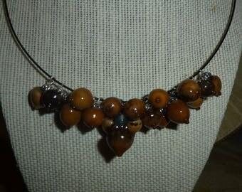 Acorn Necklace #309