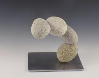 Arching Rocks - Balancing Rocks, Sort Of....