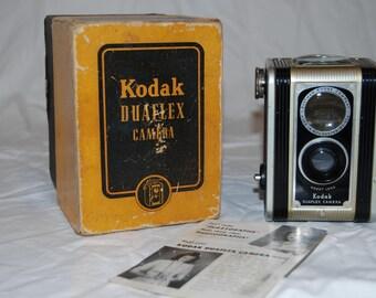 Kodak DuaFlex Camera - 1940s
