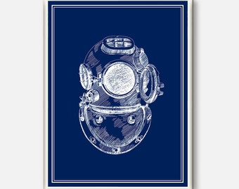 Nautical Art, Nautical Prints, Nautical Decor, Nautical Print , Sailing Art, Beach Art, Beach HouseDecor, Nautical Poster