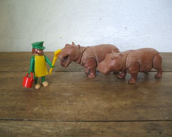 PLAYMOBIL - 3547 - Hippo/healer - vintage 1981 collection